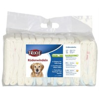 Trixie erkek köpek pedi,S-M 30-46cm 12adt