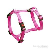 Karlie-Flamingo Art Sportiv Plus Köpek Göğüs Tasması Xs Pembe