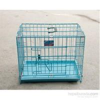 Bobo Köpek 89,5X58.5X68Cm Katlanabilir İzgaralı Kafes