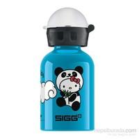 Sigg Hello Kitty Panda Blue 0.3 L Matara