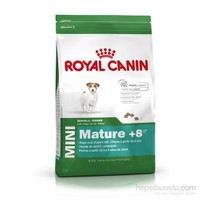 Royal Canin Shn Mini Mature (Adult+8) Küçük Irk Yaşlı Köpek Maması 2 Kg