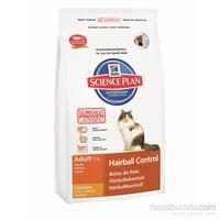 Hill's Science Plan Tüy Yumakları Kontrolü için Tavuklu Yetişkin Kedi Maması 1,5 Kg (Adult Hairball Control with Chicken)