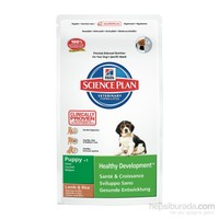 Hill's Science Plan Kuzu Etli Orta Irk Yavru Köpek Maması 3 Kg (Puppy Healthy Development Medium with Lamb & Rice) fd