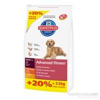Hill's Science Plan Tavuklu Büyük Irk Yetişkin Köpek Maması 14,5 Kg (Adult Advanced Fitness Large Breed)