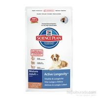 Hill's Science Plan Kuzu Etli Orta Irk Yaşlı Köpek Maması 12 Kg (Mature Adult 7 + Active Longevity Medium with Lamb & Rice)