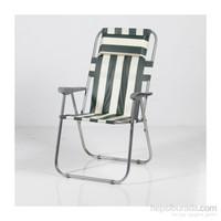 Muhtelif Vural Yastıklı Katlanır Kamp Piknik Sandalyesi-Vrl015