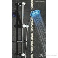 Dıamond Yeni Relax Led Işıklı Sürgülü Duş Sistemi