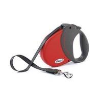 Flexi Comfort Compact 2 Köpek Tasması Medium Kırmızı