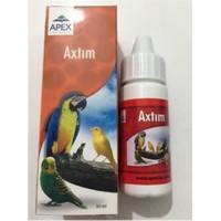 Apex Axtim Kuşlar İçin Soğuk Algınlığı Engel Desteği 30 Ml