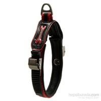 Ergocomfort Köpek Boyun Tasması L Kırmızı