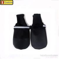 Koruyucu Köpek Ayakkabısı M Siyah