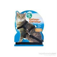 Katzen Kedi Göğüs Tasması Siyah
