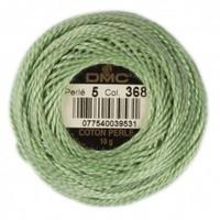 Dmc Koton Perle Yumak 10 Gr Yeşil No:5 - 368