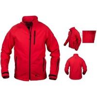 Cosywolf Rize Kırmızı Softshell Mont