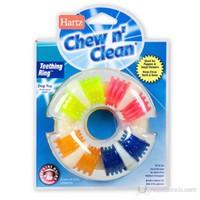 Hartz Chew n' Clean Teething Ring Köpek Diş Bakım Oyuncağı