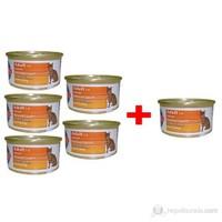 85 Gr (5+1)Hills Science Feline Adult Optimal Care With Chicken & Tavuklu Konserve Kedi Maması