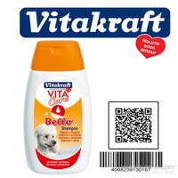 Vitakraft Köpek Şampuanı Bello Vitamin Ve Proteinli 250 Ml
