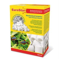 Eurostar Bio Glass Ring Seramik 500 Ml