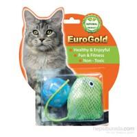 Eurogold Renkli Tavuk Kedi Oyuncağı