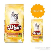 Molly Adult Yetişkin Kedi Maması 15 Kg