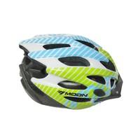 Kask Bisiklet Mv29 Yeşil/Mavi -M-