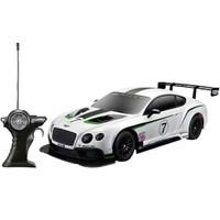 Maisto Tech Bentley Continental Gt3 Uzaktan Kumandalı Araba 1:24