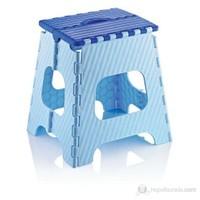 Hobby Life Plastik Kale Katlanır Tabure (23,7 x 23,7 x 12)