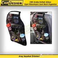 CRD Araba Koltuk Arkası Eşya Düzenleyici Seat Back Organizer