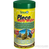 Tetra Tetra Pleco Multi Wafers Balık Yemi 250 Ml