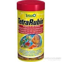 Tetra Rubin Flakes Balık Yemi 250 Ml