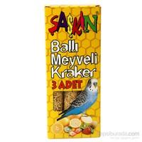 Bird Food Energy Şaşkın® Ballı Meyveli Kraker(100 G)
