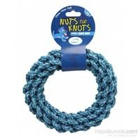 Happy Pet Nk 16257 Mavi Renkli Halka Köpek Diş İpi