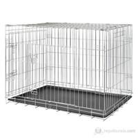 Trixie Köpek Taşıma Galvaniz Kafes, 109X79x71cm
