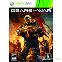 Gears of Wars Judgment Xbox 360