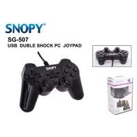 Snopy SG-507 USB Duble Shock PC Gamepad