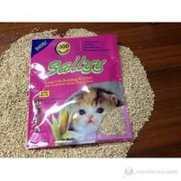 Sally Corn Cob Litter %100 Organik Mısır Koçanı Kedi kumu 1.5 Kg