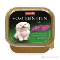 Animonda V.F.Menü Kuzu Etli & Tahıllı Köpek Konserve 150 Gr