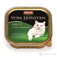Animonda V.F. Hindili Tavşanlı Kedi Maması 100 gr