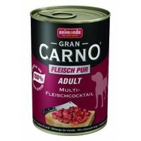 Animonda Gran Carno Karışık Etli Yetişkin Köpek Konservesi 6Lı