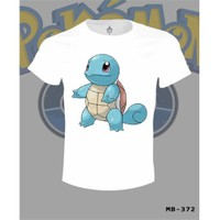 Lord T-shirt Pokemon - Squirtle