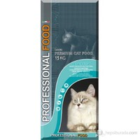 Profosional Food Balıklı Yetişkin Kedi Maması 15 Kg