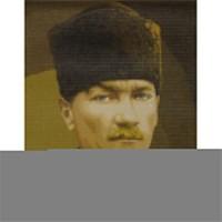 Royal Paris Atatürk Desenli Baskılı Goblen - 9880132-00184