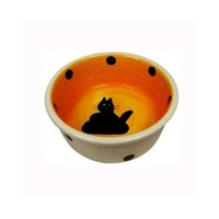 Lilli Pet Dog Bowl Lonely Kedi Mama Ve Su Kabı 15 Cm 8137