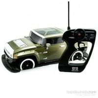 Maisto Tech Hummer Hx Concept Uzaktan Kumandalı Araba 1:10 Yeşil