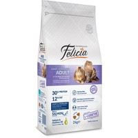 Felicia Somonlu Light-Sterilised Kedi Maması 2 Kg