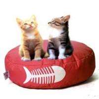 Freeandjoy Catbag Su Tutmayan Kedi Yatağı Kırmızı