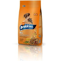 Brekkies Mix Chicken Yetişkin Kedi Maması 1,5 kg