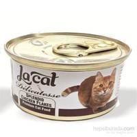 La Cat Delicatesse Supreme Muhteşem Tavuk Gevreği Kedi Konservesi 85 Gr kk