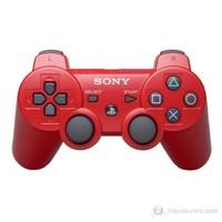 Sony Playstation 3 Titreşimli Joystick (Kırmızı)