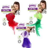 Pawise Catnipli Peluş Kuş Kedi Oyuncağı 12 Cm